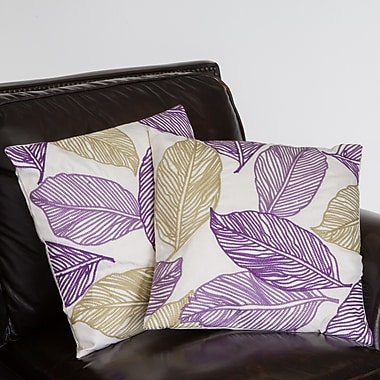 Home Loft Concepts Amber Throw Pillow (Set of 2)