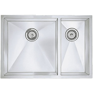 Blanco Precision 33'' x 18'' Bowl Kitchen Sink