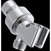 Delta Shower Arm Mount - Adjustable; Chrome