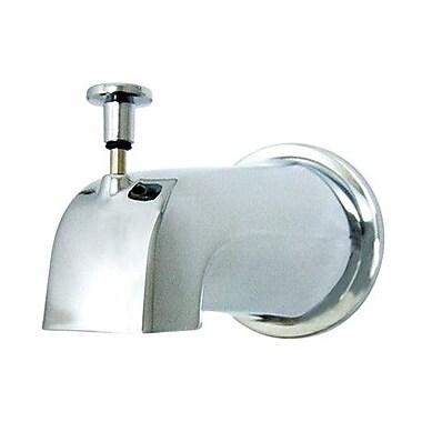 Kingston Brass Made to Match Diverter Tub Spout w/ Flange