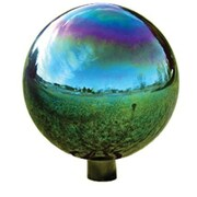 Echo Valley Gazing Globe; Arco Iris