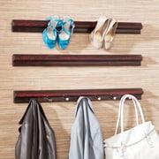 Wildon Home   Beverly High Heel Shoe Storage Rails (Set of 3)