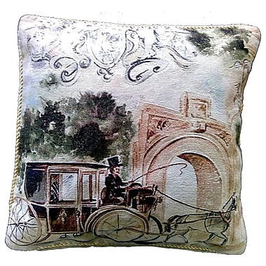 Tache Home Fashion Afternoon Stroll Cushion Cover