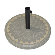 Wildon Home   Fiberstone Umbrella Base