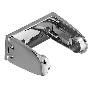 Donner Bath Furnishings Commercial Toilet Paper Holder in Triple Plated Polished Chrome