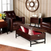 Wildon Home   Southport 3 Piece Trunk Coffee Table Set