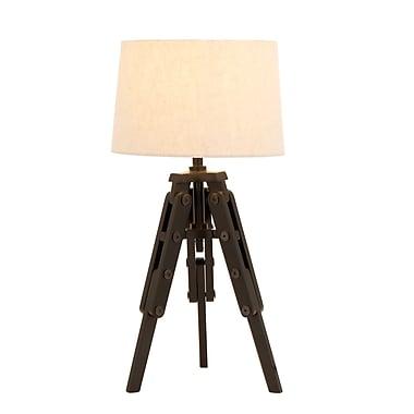 Cole & Grey 23'' Tripod Table Lamp