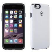 Speck – Étui Candyshell pour iPhone 6, blanc/gris charbon