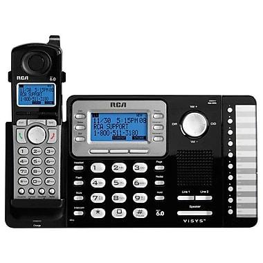 RCA 2-line Cordless Expandable Phone