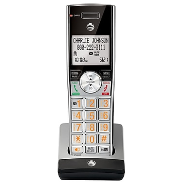 AT&T CL80115 Accessory Cordless Handset