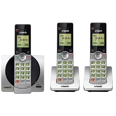 Vtech CS6919-3 3-Handset Cordless Phone with Caller ID/Call Waiting