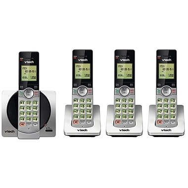 Vtech CS6919-4 4-Handset Cordless Phone with Caller ID/Call Waiting