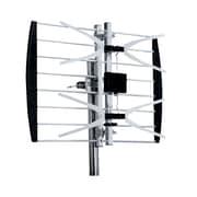 "Digiwave Panel UHF Outdoor TV Antenna, 16"" x 21"" x 3"", Silver"