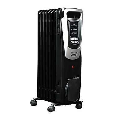 NewAir AH-450B Electric Oil-filled Radiator Heater