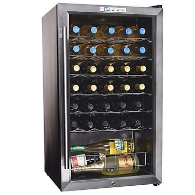 NewAir – Refroidisseur à vin à compresseur AWC-330, 33 bouteilles