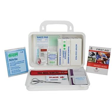 New Brunswick First Aid Kit for Truck, Plastic Box