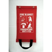 Crownhill Fire Blanket in Hanging Pouch, 150 x 183cm