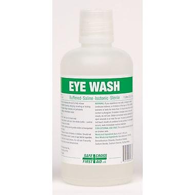 Station de rinçage oculaire, 1 l
