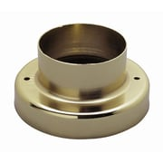 TransGlobe Lighting Outdoor Round Pier Light Base; Rubbed Oil Bronze
