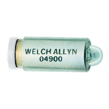 Welch Allyn – Lampe halogène 3,5 V pour ophtalmoscopes 11720