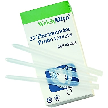Welch Allyn – Protections jetables pour sondes SureTempMD, 25/boîte