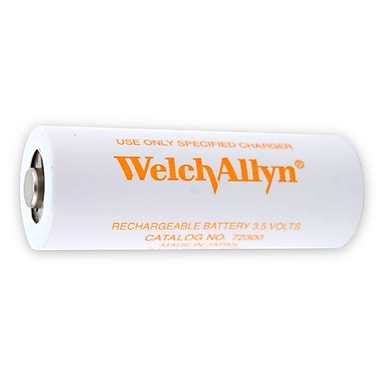Welch-Allyn – Pile rechargeable 3,5 V, orange