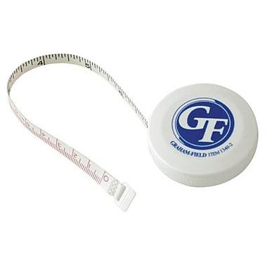 Graham Field Retractable Tape Measure, 72
