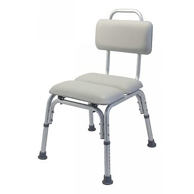 Graham Field Bath Seat Padded 300Lb Capacity