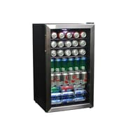 NewAir AB-1200 126-Can Stainless Steel Beverage Cooler
