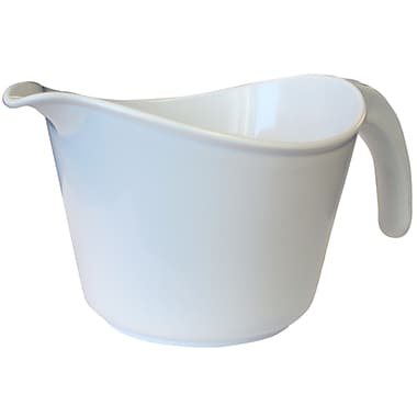 Reston Lloyd Calypso Basic 2 Quart Mixing/Batter Bowl; White