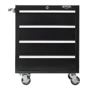 Viper Tool Storage 26.63''W 4-Drawer Tool Chest; Black