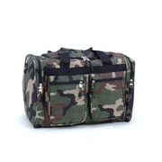 Rockland 19'' Carry-On Duffel; Camo