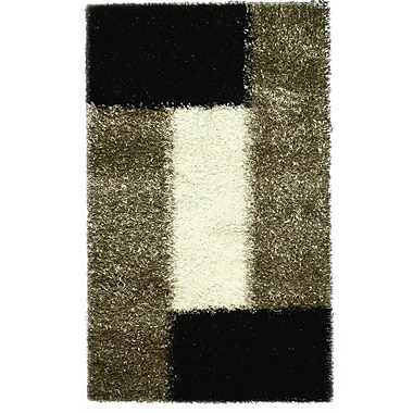 Noble House Pearl Gray Area Rug; 8' x 11'