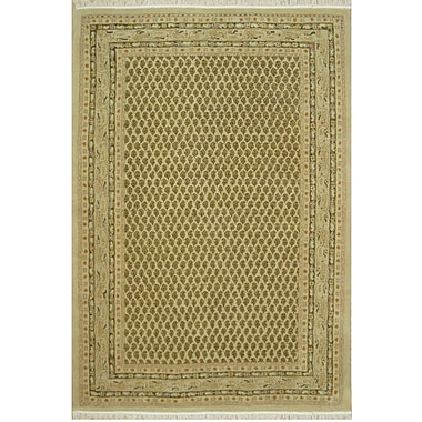 American Home Rug Co. American Home Classic Mir Gold Area Rug; 7'6'' x 9'6''