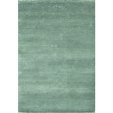 Noble House Silicon Light Blue Rug; 8' x 10'