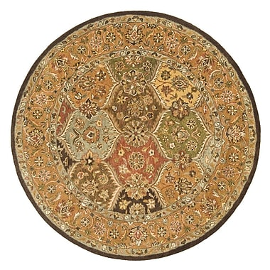 Continental Rug Company Meadow Breeze Multi Rug; Round 10'