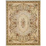 Capel Evelyn Beige Area Rug; 4' x 6'