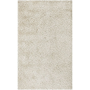 Chandra Zara White Outdoor Area Rug; Rectangle 7'9'' x 10'6''