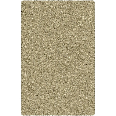 Chandra Zara Beige Area Rug; Rectangle 7'9'' x 10'6''