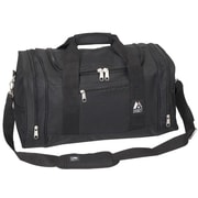 Everest 20'' Travel Duffel; Black