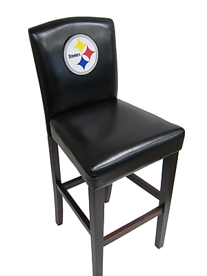 Imperial International NFL 29.5'' Bar Stool (Set of 2); Pittsburgh Steelers