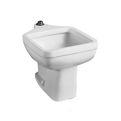 American Standard 20'' x 29.25'' Single Floor Mounted Clinic Service Sink