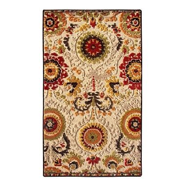 Regence Home Tribal Council Area Rug; 1'8'' x 2'10''