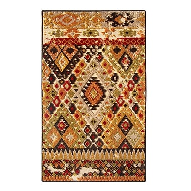 Regence Home Tribal Council Area Rug; 7'6'' x 10'
