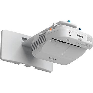 Epson BrightLink Pro 1420Wi Interactive WXGA 3LCD Projector with Wall Mount