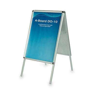 Can-Bramar Frame Sign Holder, 24