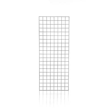 Can-Bramar – Panneau grillagé avec fil métallique, 2 pi x 6 pi x 1/4 po, blanc, 3/paquet