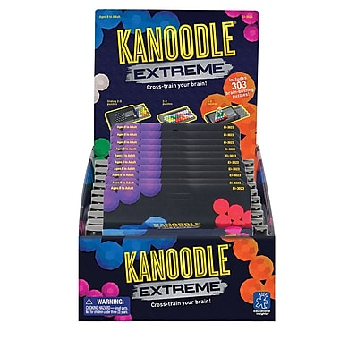 Educational Insights Kanoodle Extreme Display Of 10 - 3024