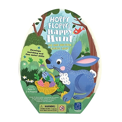 Educational Insights Hoppy Floppys Happy Hunt Game 3413