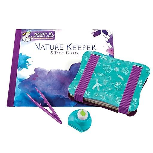 Educational Insights Nancy B's Nature Keeper & Tree Diary - 5358